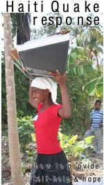 Haiti Solar oven partners 5-2-10
