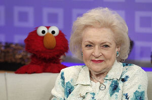 BettyWhite-Elmo
