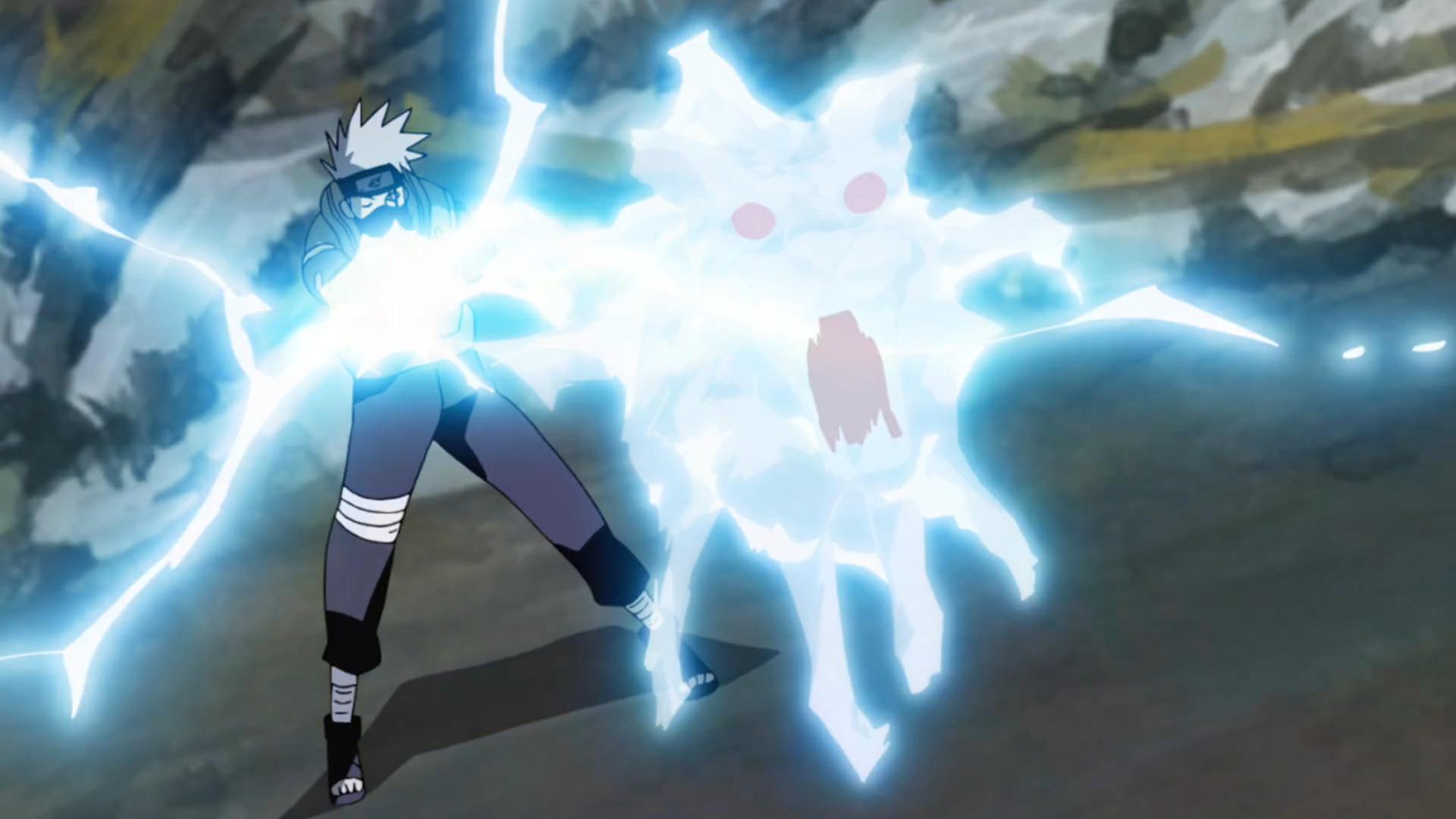 [Ficha: Kenshin] Hatake Kakashi LightningHound