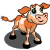 Fan Calf-icon
