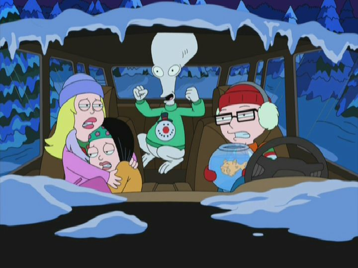 American Dad Christmas Episodes.Best American Dad Christmas Episode