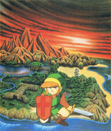 Scenery (The Legend of Zelda)