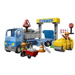 Дупло Строительство дороги (Lego) .