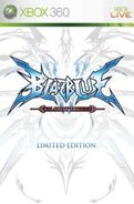 BlazBlue Calamity Trigger (Cover, Limited Edition)
