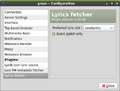 Screenshot-gmpc-lyricsfetcher