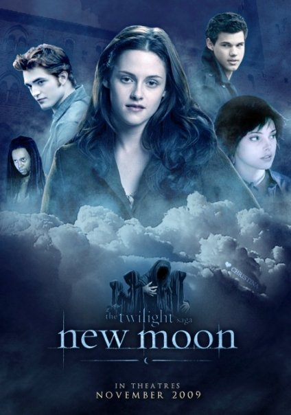The twilight Saga-newMoon