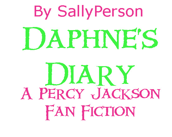 Daphne&#39;s Diary