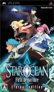 Star Ocean First Departure Eternal Edition Cover