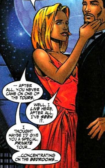 Leah - Marvel Comics Database