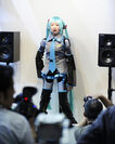 Photo HRP-4C Miku
