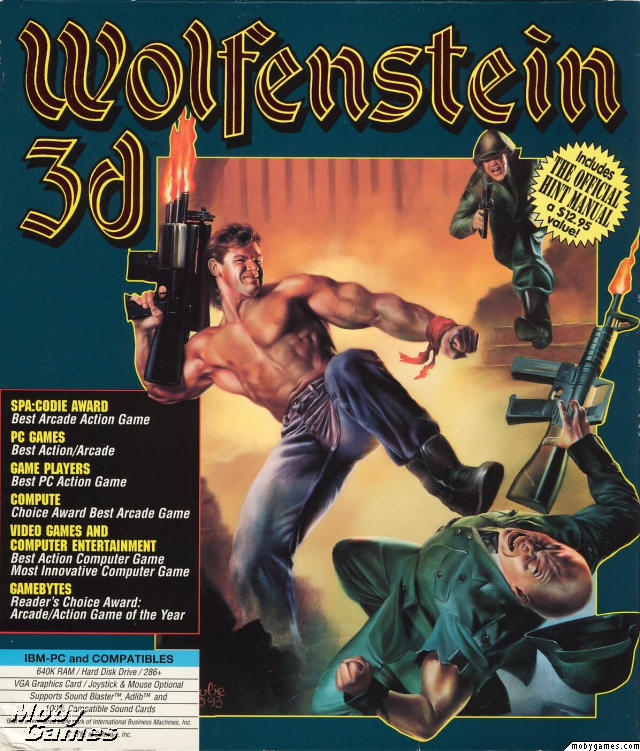 Wolfenstein wiki for Wolfenstein 3d