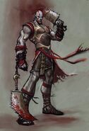 Kratos-coolarmorkratos