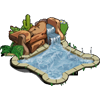 Rock Hot Tub-icon