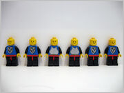6074 Minifigures