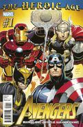 Avengers Vol 4 1