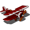Biplane-icon