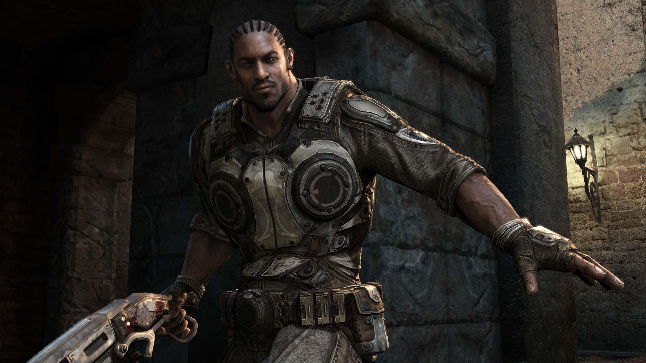 Gears of Wars 3 Jace