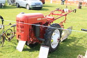 Fahr KT10D -Horticulture tractor - at Anglesey 2010 - IMG 2279
