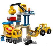 Конструктор Lego 5653 Duplo / Лего Дупло Каменоломня.