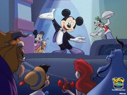 House of Mouse Games Wallpaper 2 800