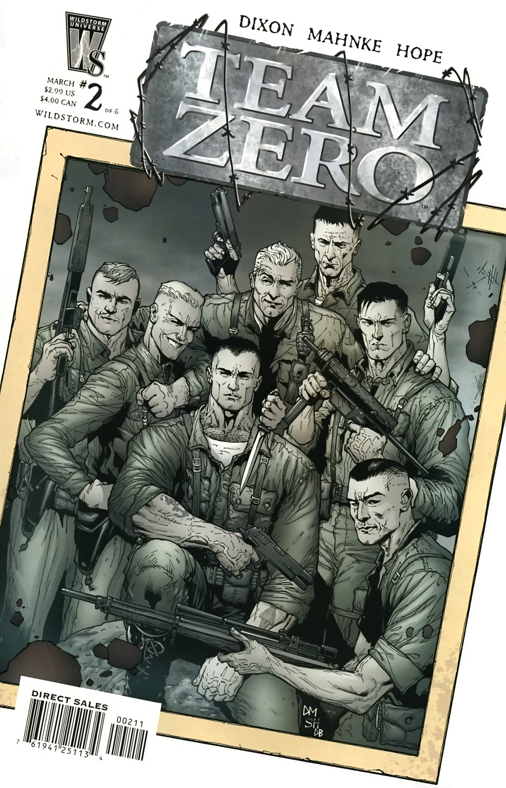 Team Zero - DC Comics Database