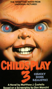 Child's Play 3 Novel