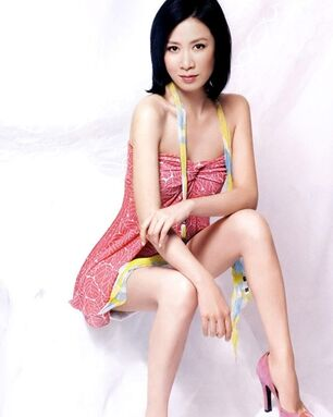 Hongkon TVB popular actress Charmaine Sheh (17)