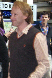 Rupert Grint HP7 epilogue