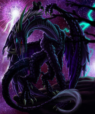 A Child That Tamed The beast [R] ((x2 Human/Dragon RP)) BlackDragon