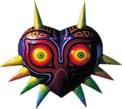 Majora&#39;s Mask Artwork