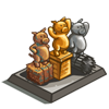 Pig Statue-icon
