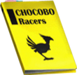 Chocobo Racers BookFF7