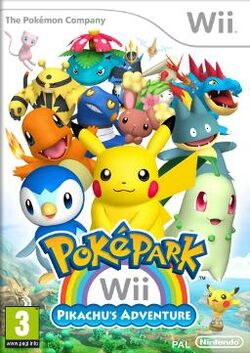 PokePark Wii Pikachu&#39;s Adventure (EU)