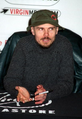 Billy Corgan signing autographs