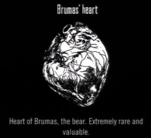 Animals Brumas Heart