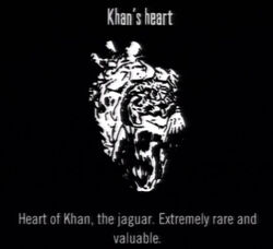 Animals Khan Heart