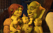 Shrek family