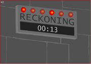 Reckoning Countdown