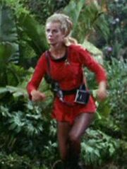 Martha Landon (Stuntdouble)