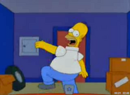 HomerRunningTHOIX