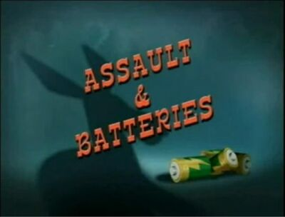 Assault and batteries
