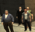 Mafia in GTA IV