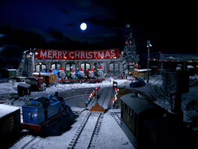 Thomas Christmas Party Christmas Specials Wiki