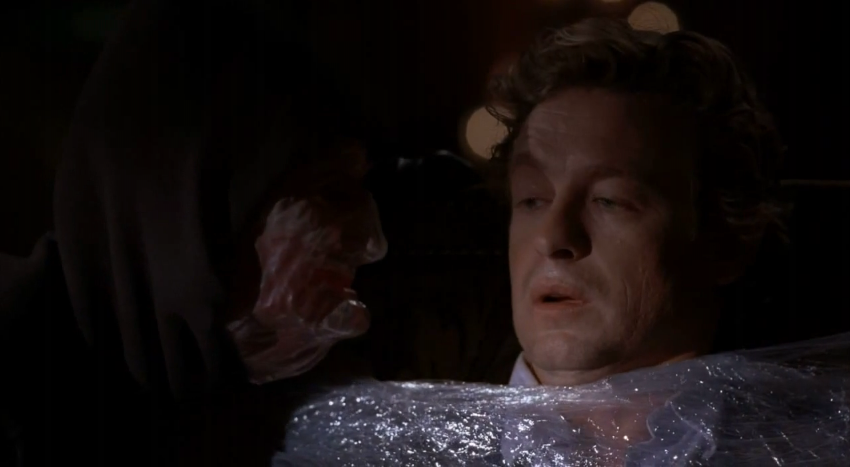 The mentalist red john death episode : Itchy and scratchy movie quotes