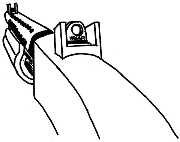 Ops guns colouring pages for Black ops coloring pages