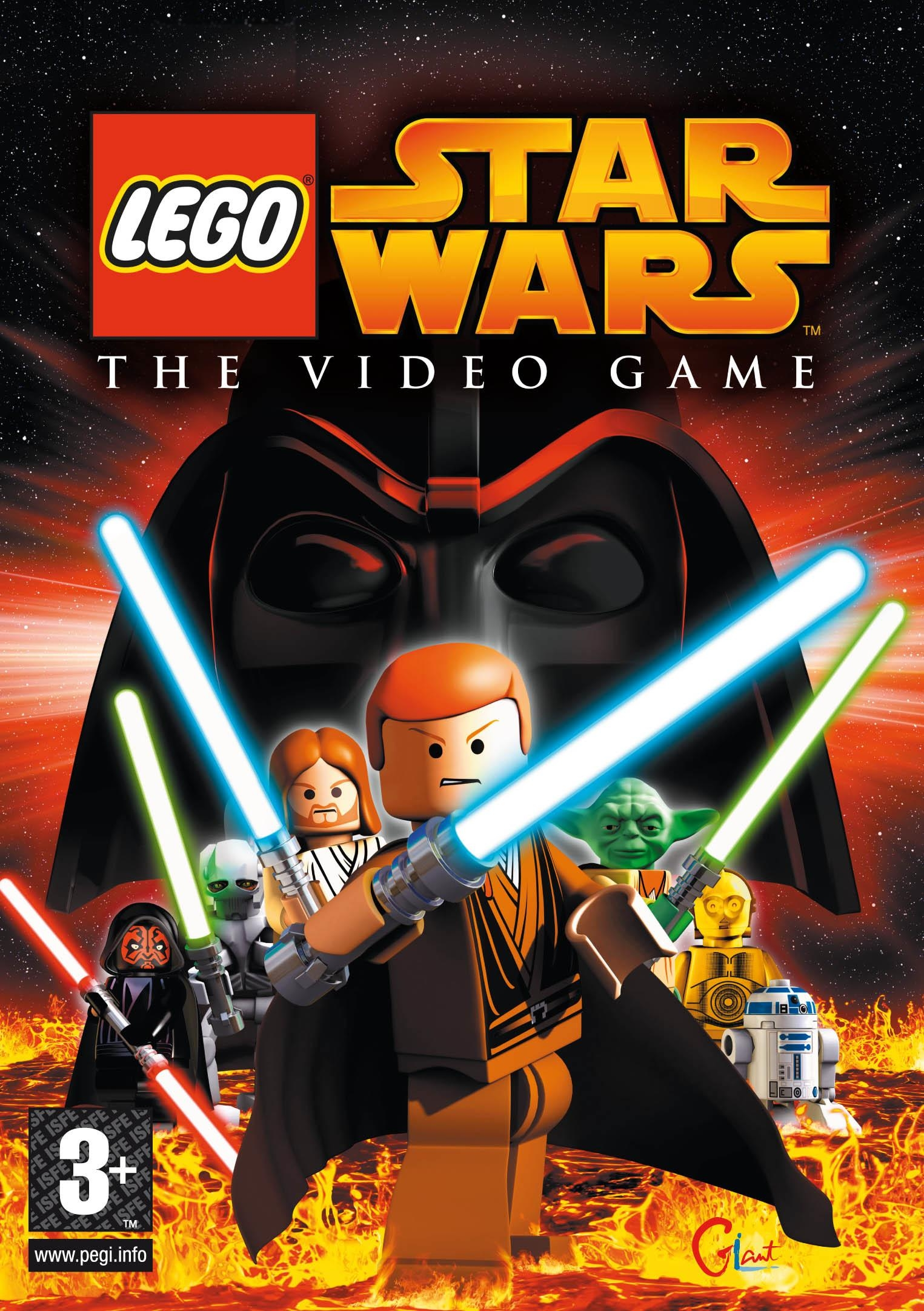 Lego star wars the video game wookieepedia the star wars wiki