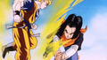 FutureGohanSSvsFutureAndroid17
