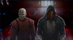 Birth Darth Revan Darth Malak