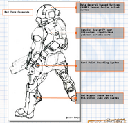 CNCTW Early Commando Concept Art 4