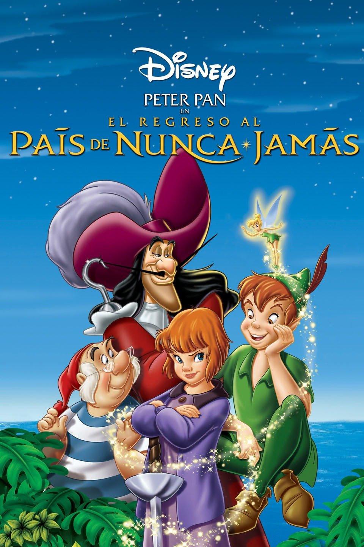 Peter pan 2 dvdrip latino identi - Image de peter pan ...